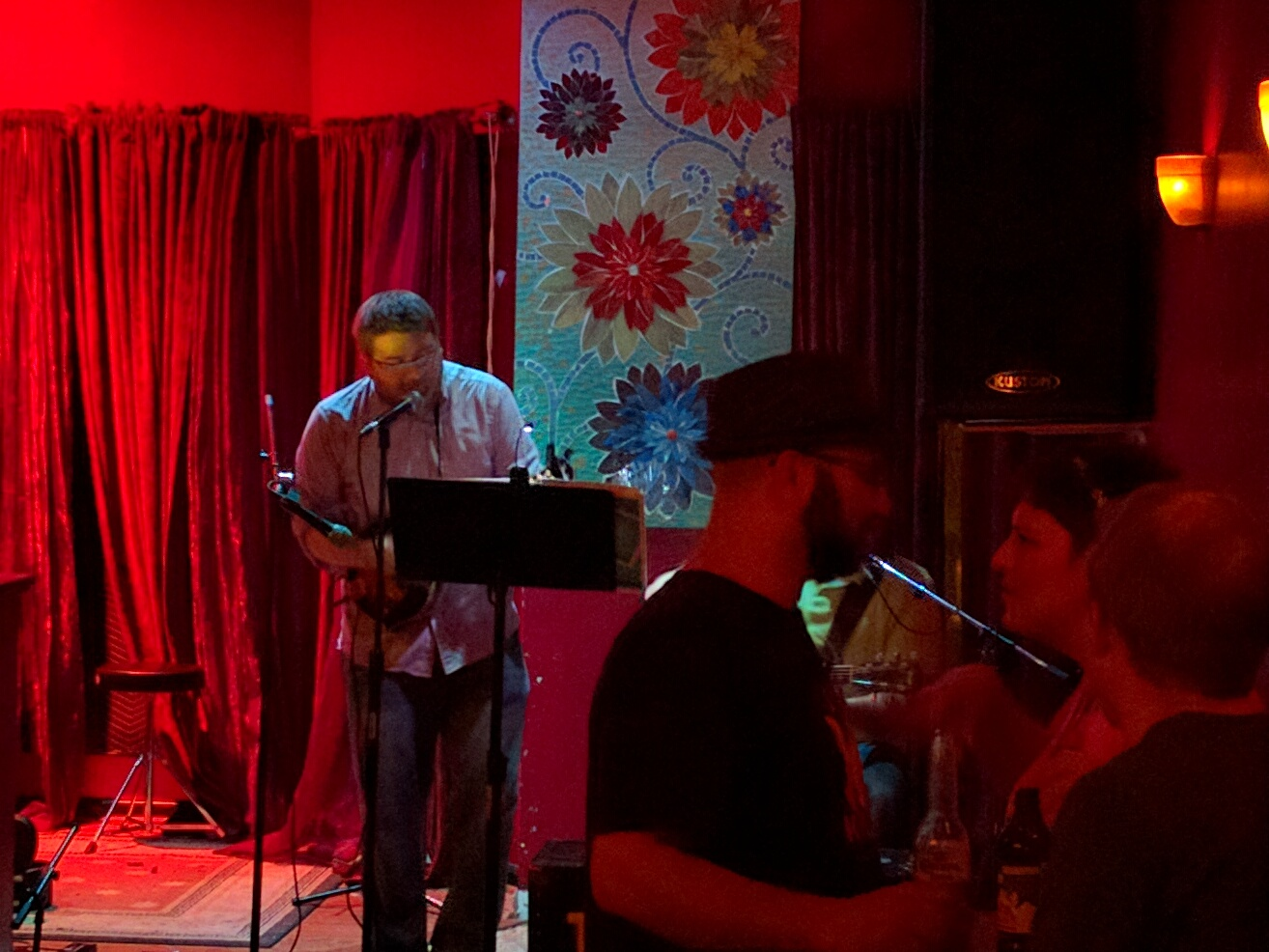 The Capitol Heights at Treehouse Lounge